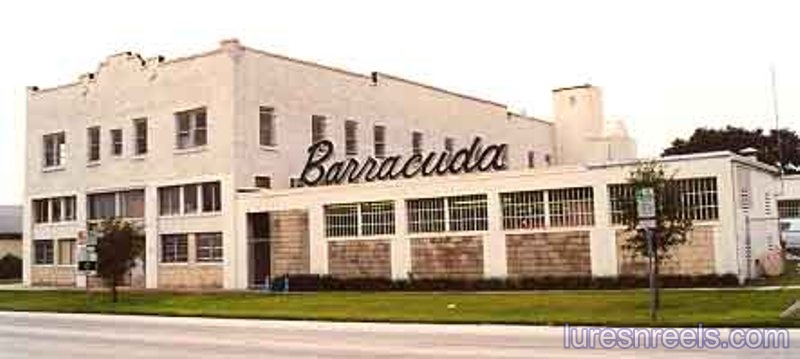 The Original Barracuda Factory at 2100 - 1st Ave South in St Pete Today