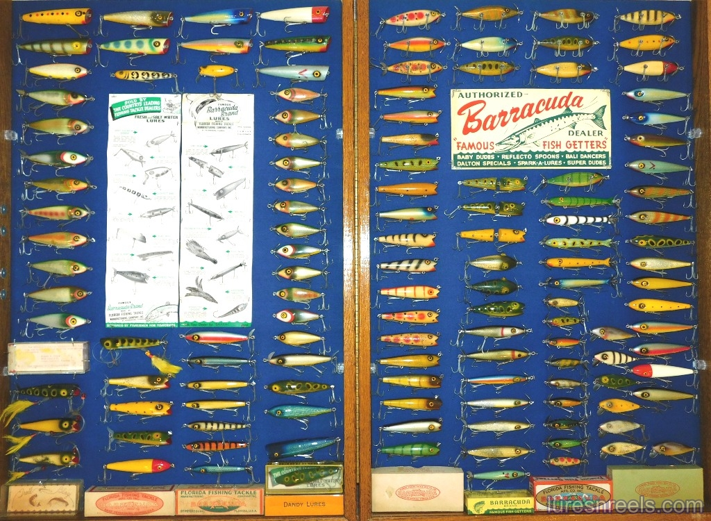 Florida Fishing Tackle BARRACUDA Lures