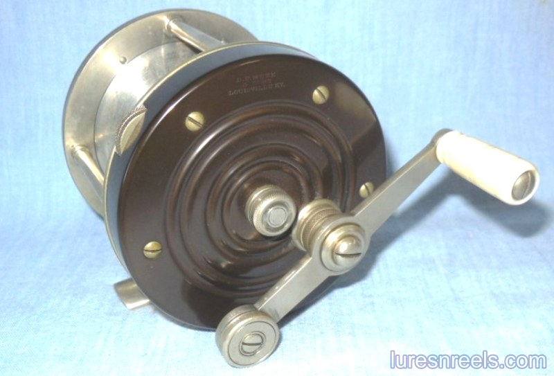 B F Meek and Sons No 8 Reel 1