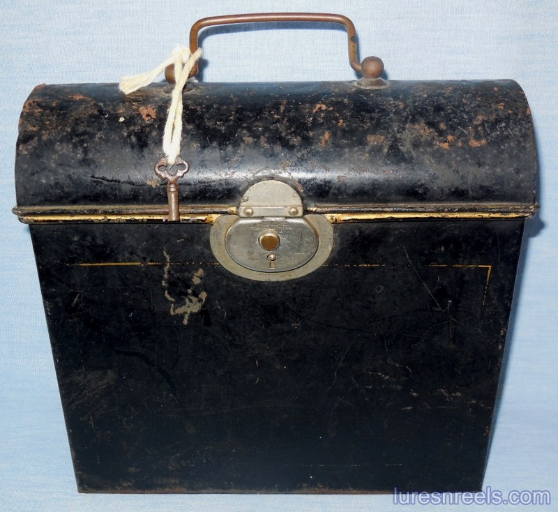 B F Meek and Sons No 99 Tackle Box 1