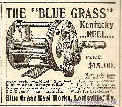 Blue Grass Reel Works