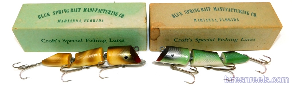 Crofts Blue Spring Bait
