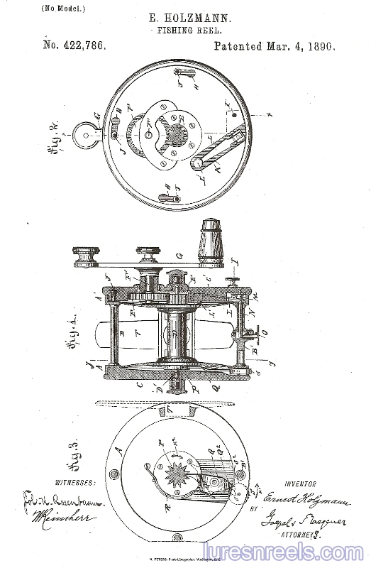 E HOLZMANN Patents 1