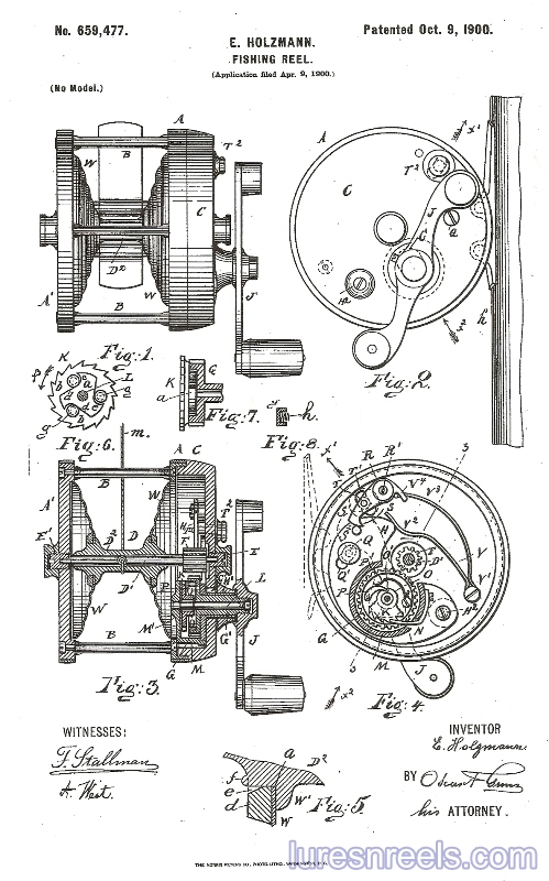 E HOLZMANN Patents 2