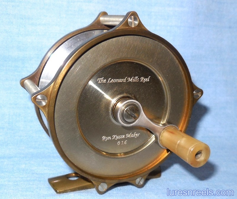 Ron Kusse fly reels