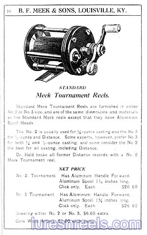 B F Meek and Sons 1911 Catalog 1