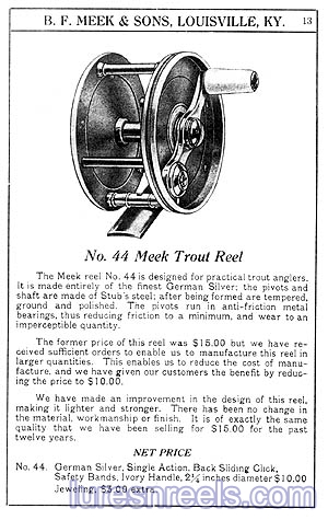 B F Meek and Sons 1911 Catalog 4
