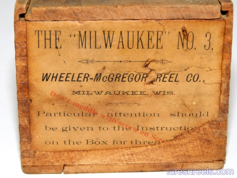 Wheeler & McGregor reels